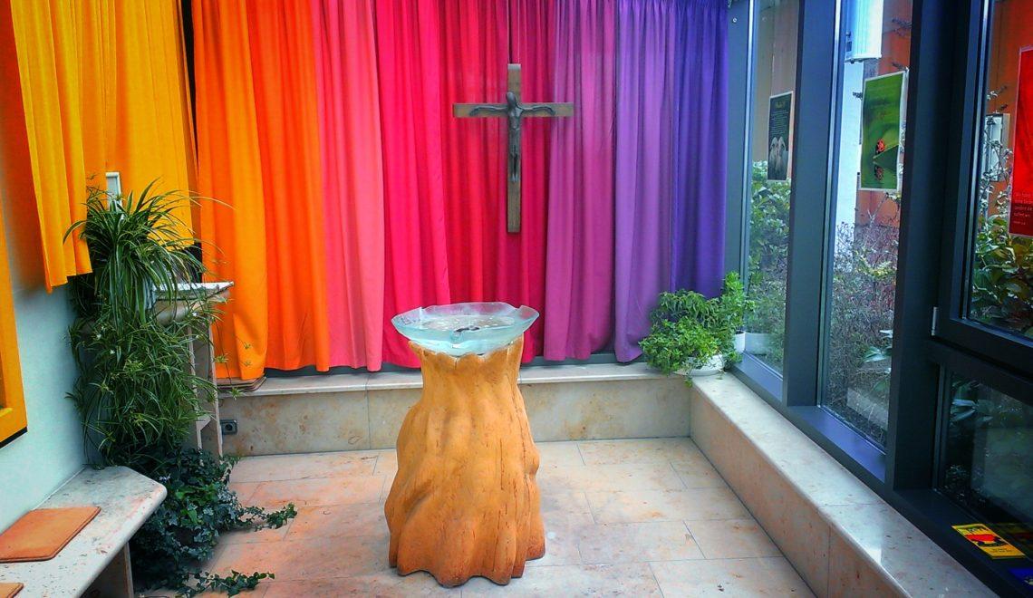Яким має бути відношення церкви до гомосексуалістів?